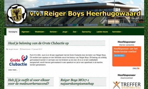 VV Reiger Boys, heerhugowaard